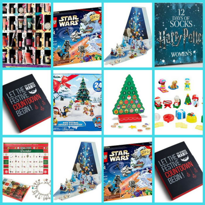 Gift Guide to Trendy Advent Calendars