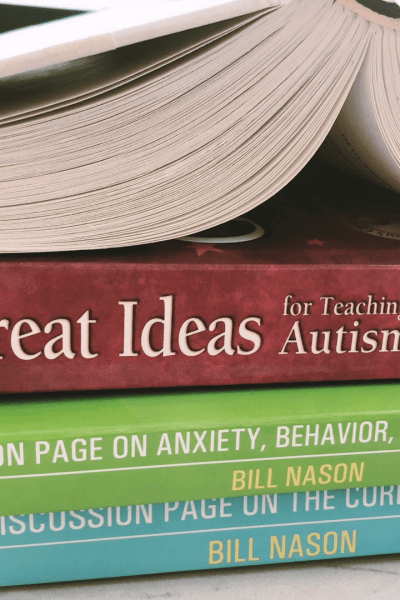4 of the Best Autism Books for Parents