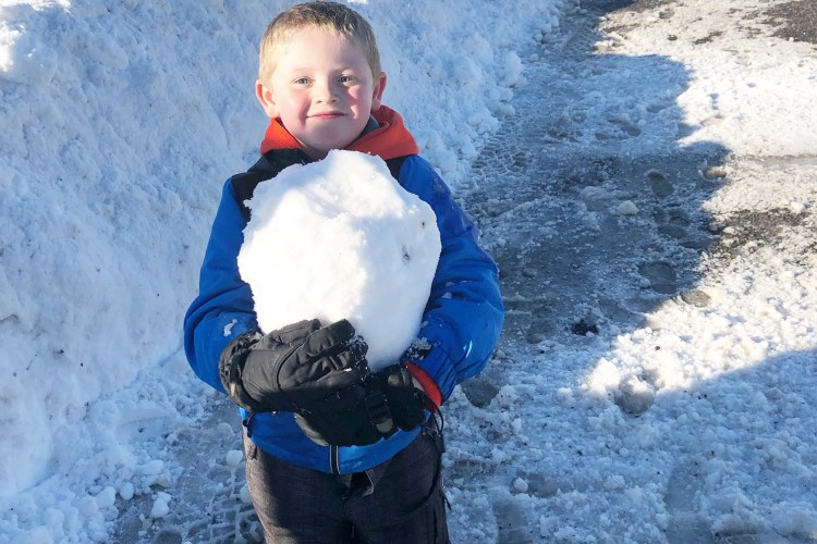 5 Fun, Snow Day Traditions When You Still Have School