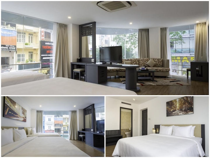 胡志明市住宿 Cititel Central Saigon Hotel