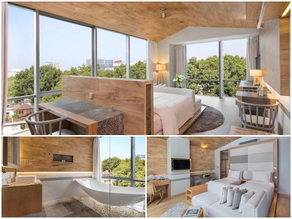 胡志明市住宿 fusion suites