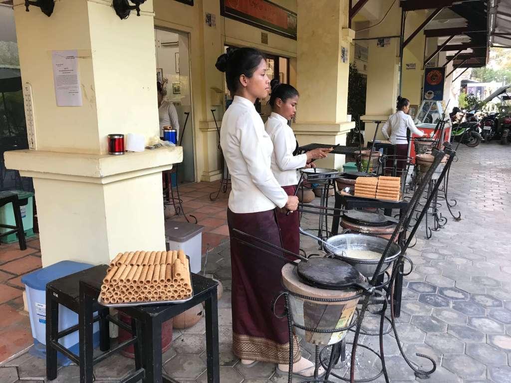 Cambodia Tee Time