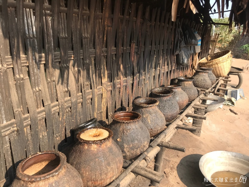 發酵中的棕櫚樹汁