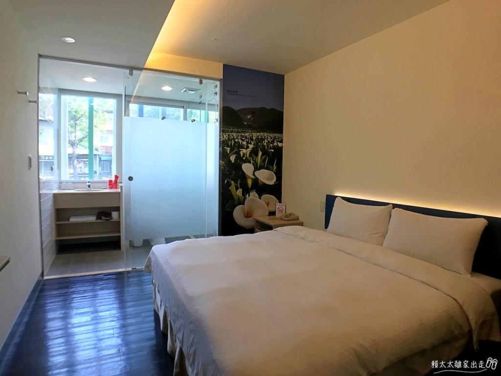 西悠飯店-房間