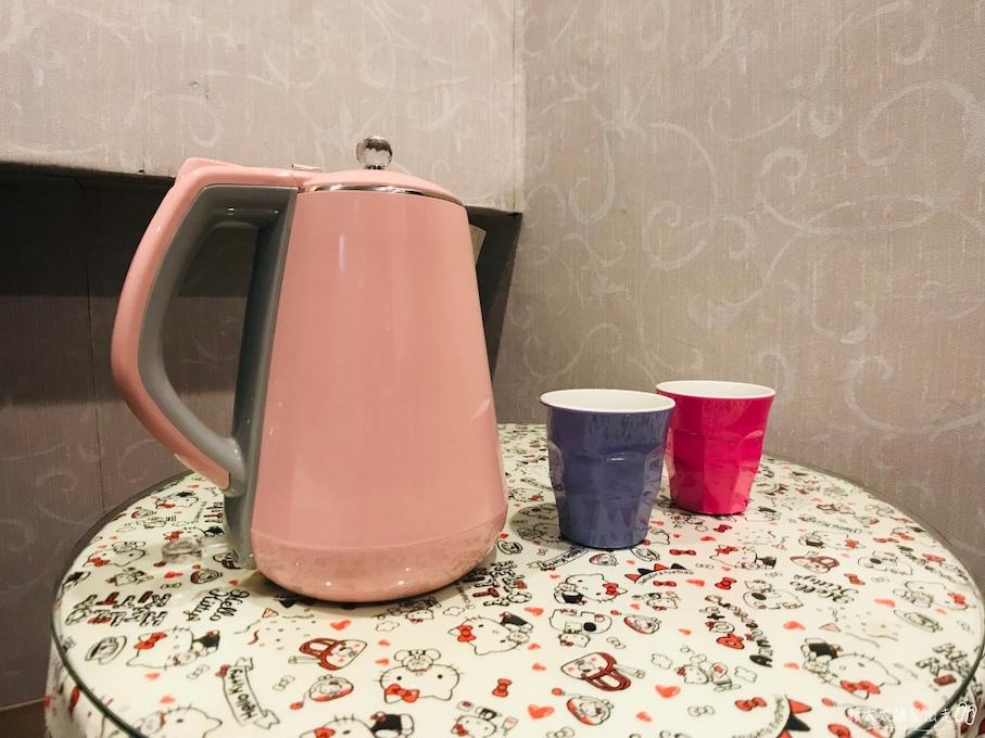 191旅店熱水壺