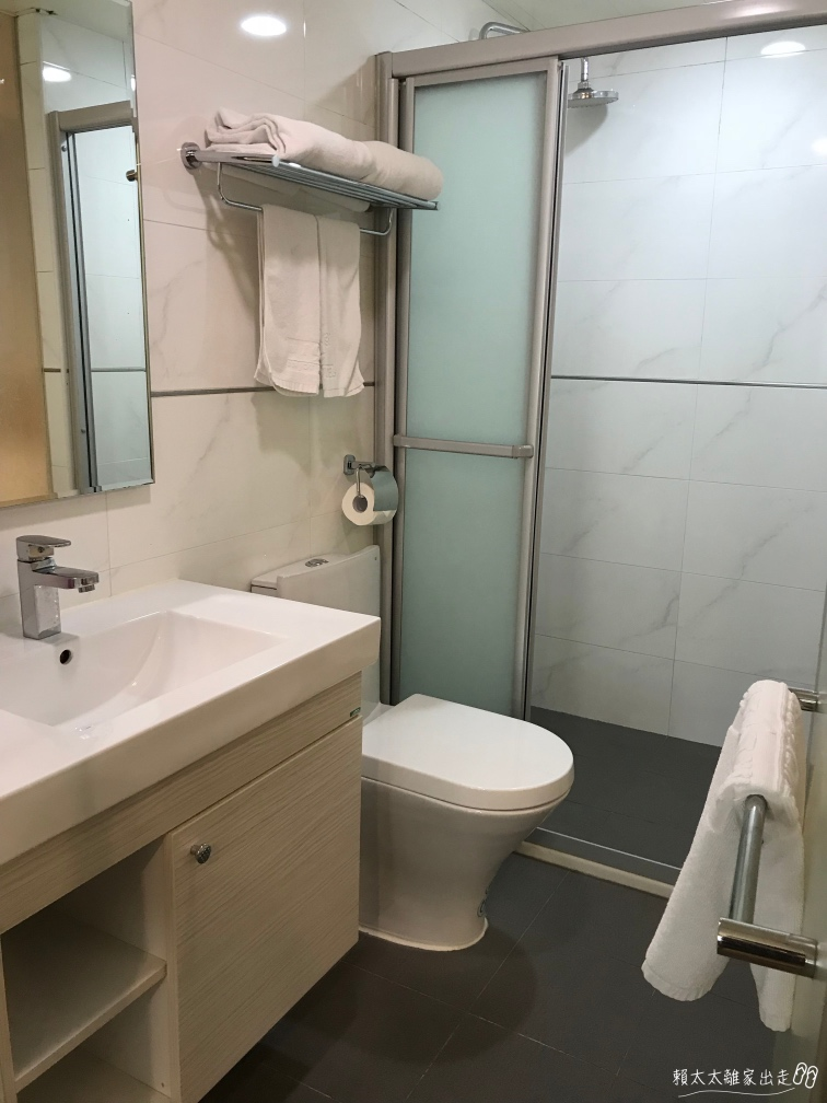 191旅店浴室