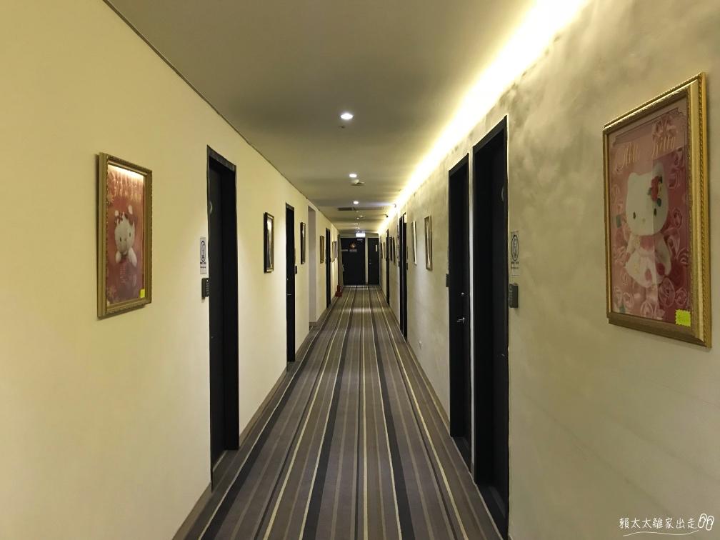 191旅店走廊