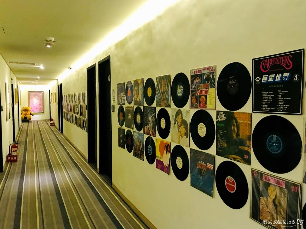 191旅店黑膠唱片
