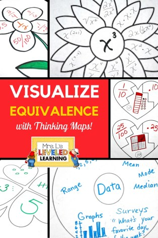 Visualize Equivalence - Thinking Maps:brainstorm blog