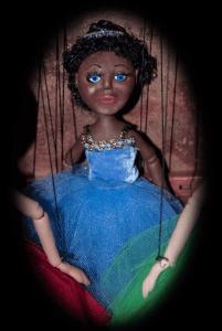 Ballerina Periwinkle Iris