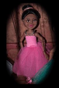 Ballerina Bright Pink Bella