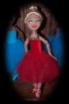 Ballerina Red Rosemarie