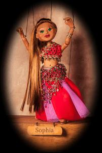 Belly Dancer Sophia