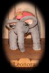 Elephant Singing Leonora
