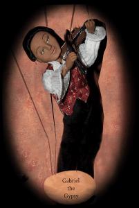 Gypsy Violin Gabriel