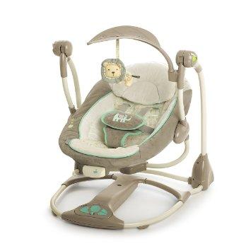 ingenuity convert me baby swing to seat