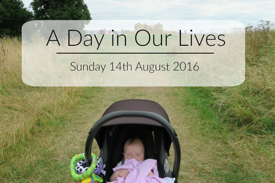 A Day in Our Lives – Sunday 14th August 2016