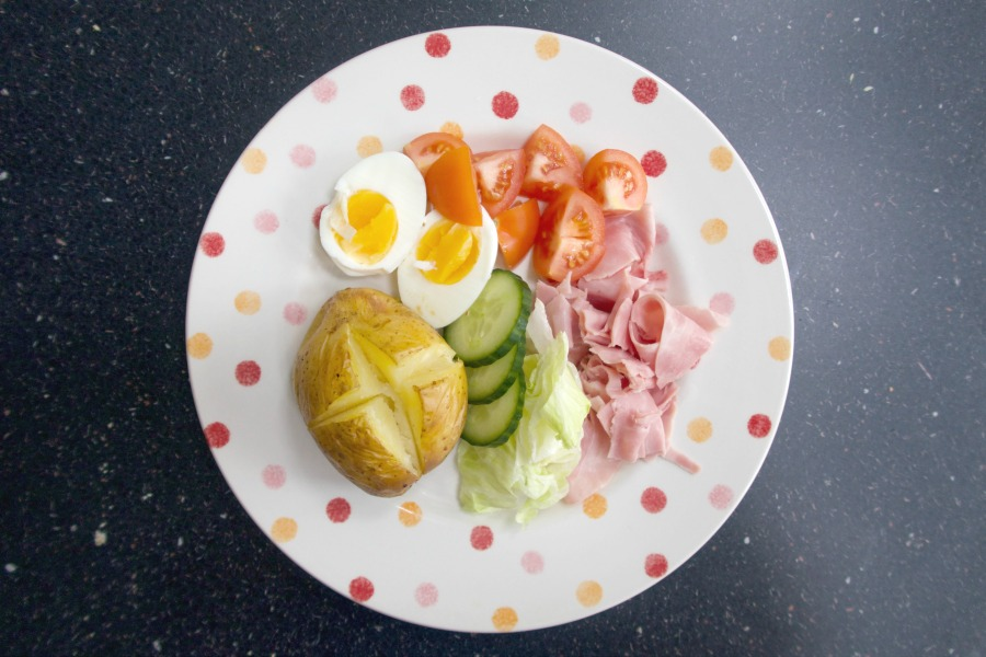 A Week of Slimming World Lunches