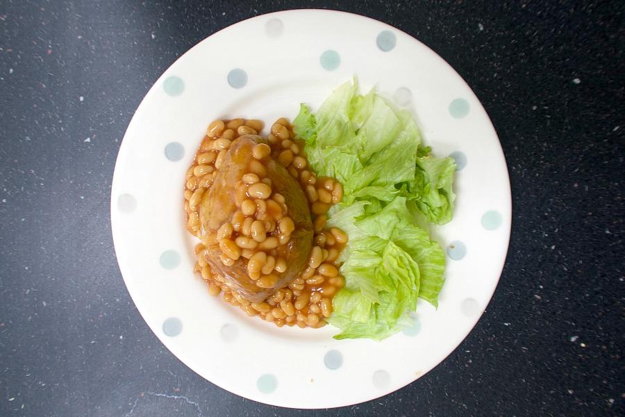 slimming world lunch