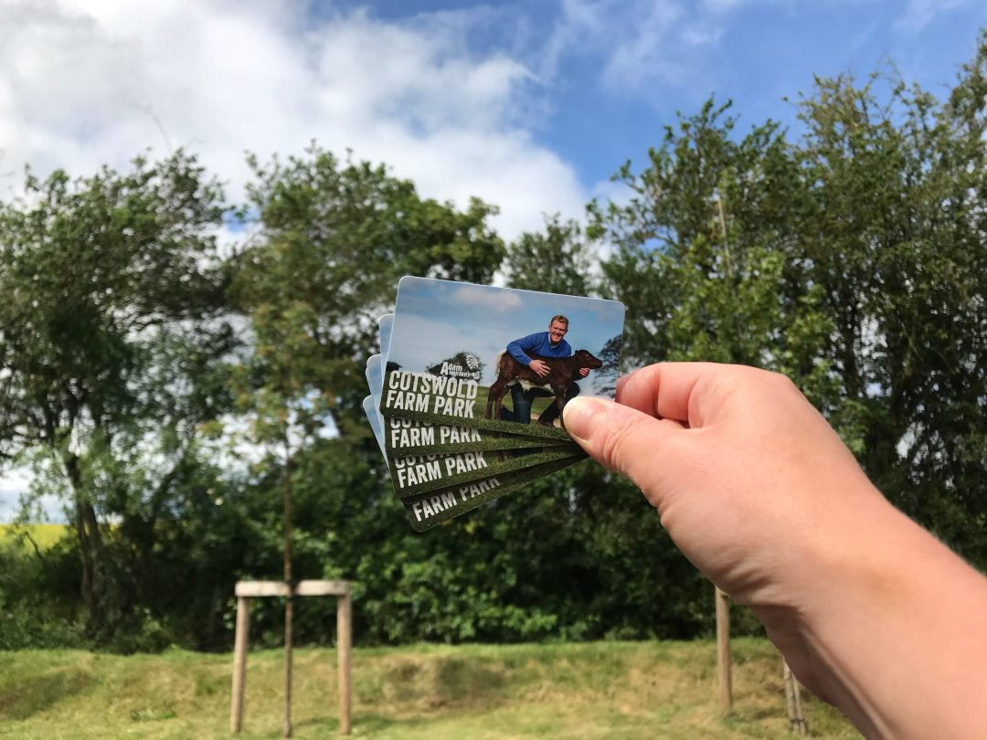 Cotswold Farm Park Annual Membership
