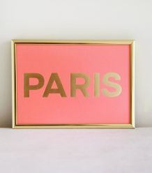And pink Paris is never a bad idea.