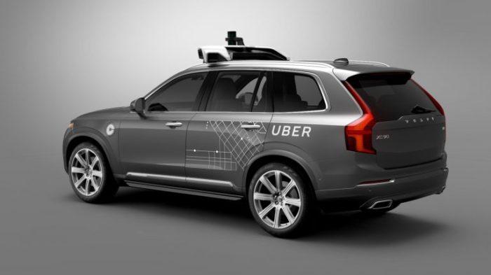 Veicoli senza equipaggio Uber sarà disponibili questo mese