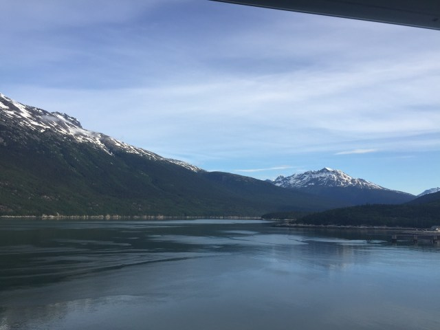 The Port of Skagway, Alaska