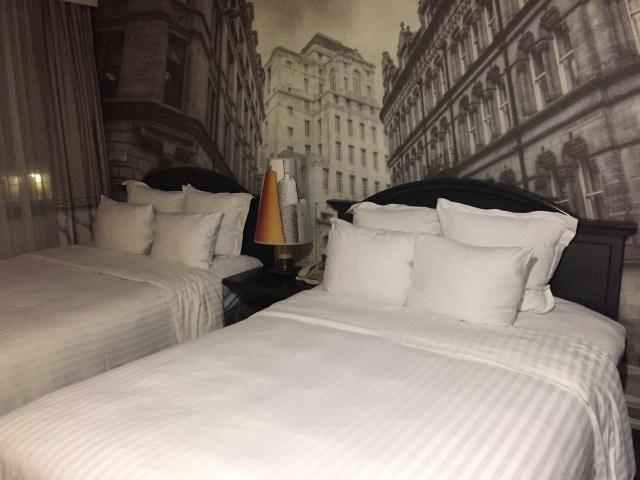 Renaissance Manchester City Centre Hotel Double Room