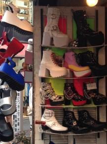 Harajuku fashion.