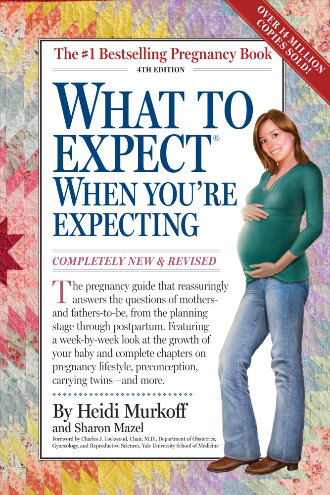 The best pregnancy books for first time moms (2/2)