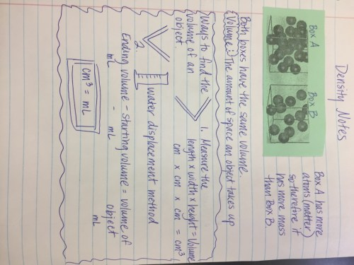 small resolution of Mrs. Nicolai's Science Class - 8th Grade