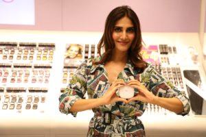 Bollywood Celebrity Vaani Kapoor at KIKO MILANO Store launch Ambience Mall, Gurugram 1