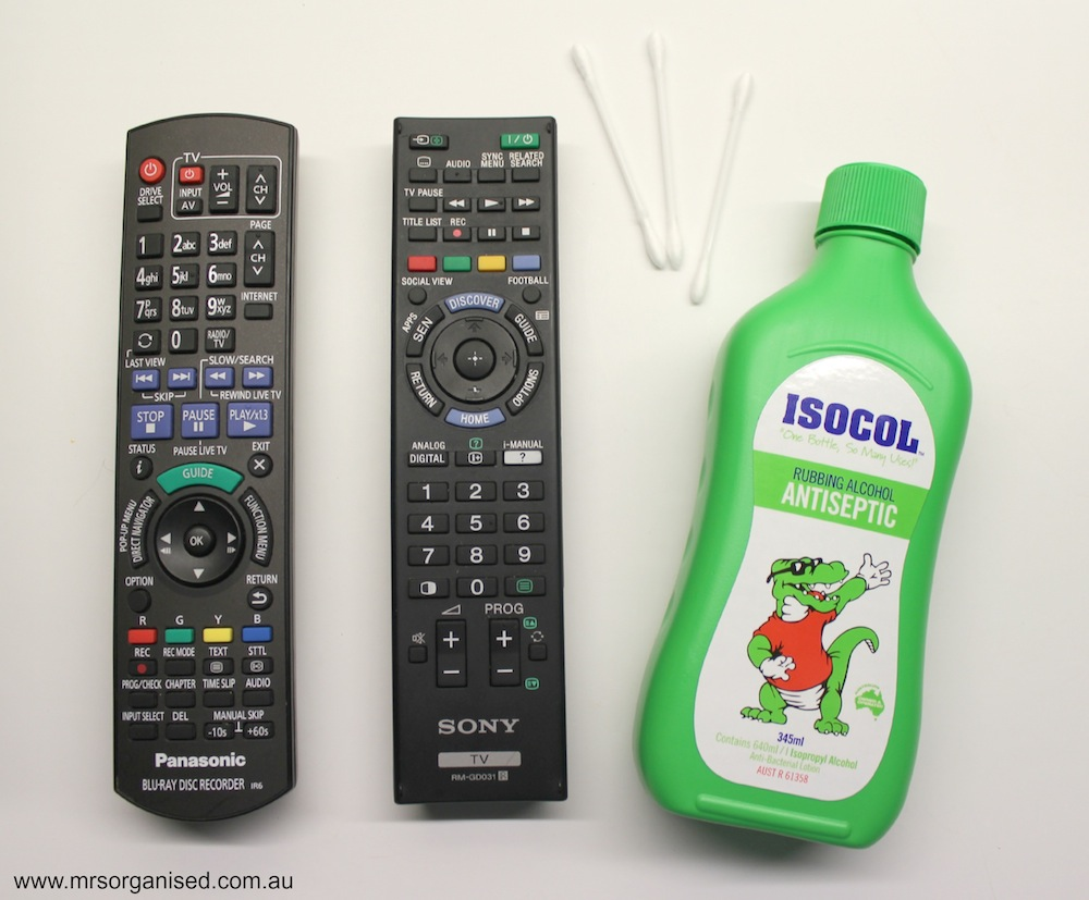 How To Fix Clean Your Remote Control Buttons | How To