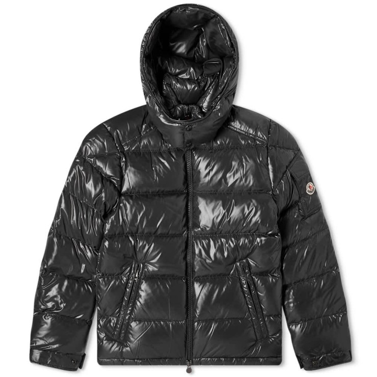 Moncler Maya Down Winter Jacket 'Black'