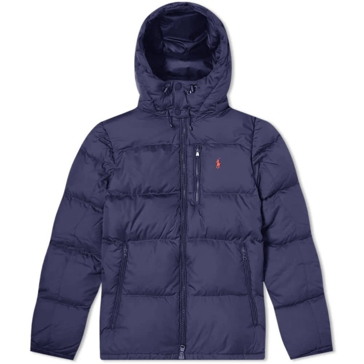 Polo Ralph Lauren El Cap Down Filled Jacket 'Navy'