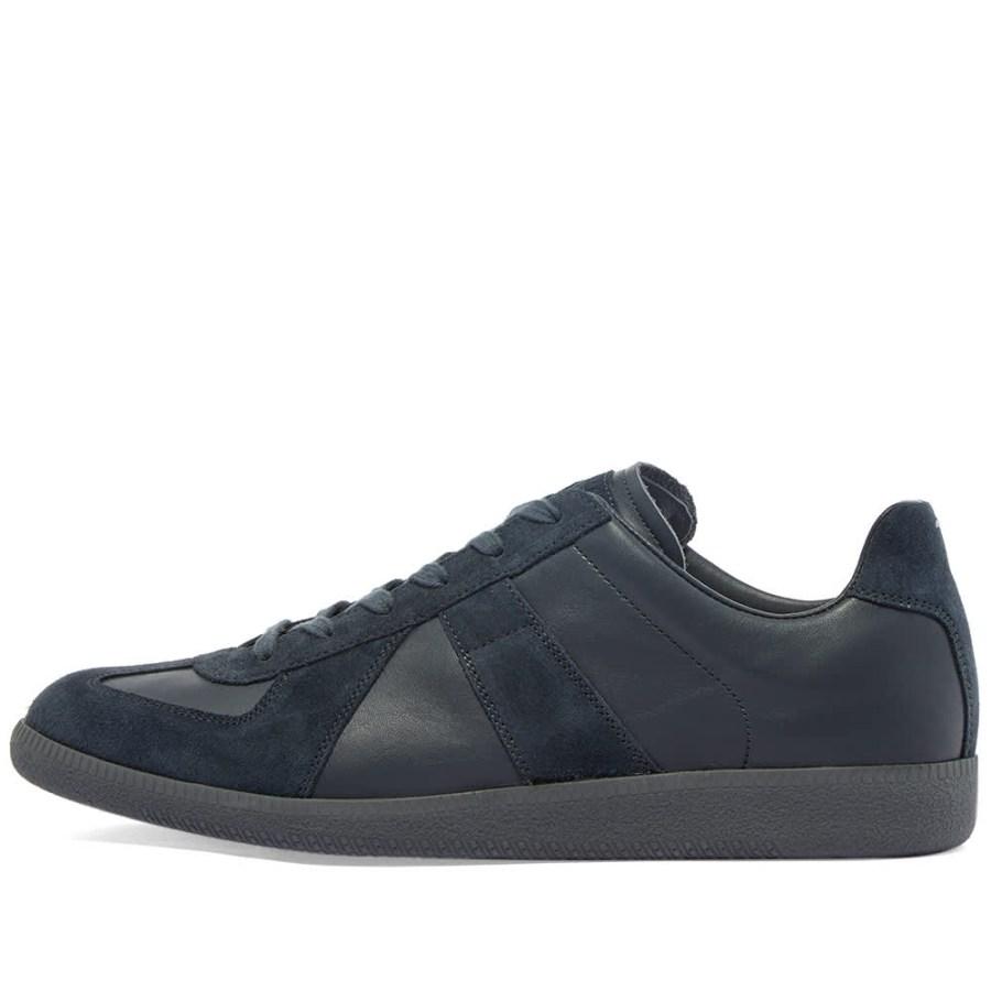 Maison Margiela 22 Tonal Replica Sneakers - Petrol Blue