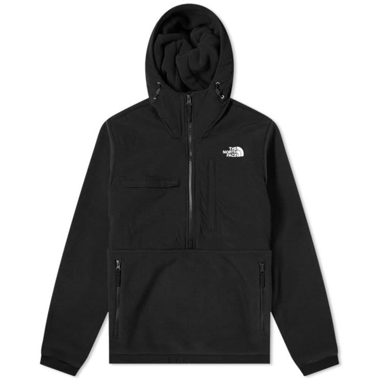The North Face Denali Hooded Fleece Jacket 'Black'
