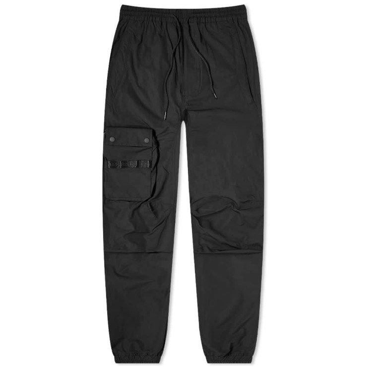 Maharishi Detachable Pocket Bag Cargo Pants 'Black'