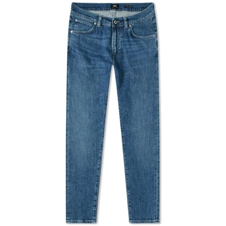 Edwin ED-85 Slim Tapered Jeans 'Yukki Blue'