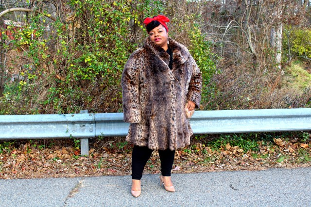 Faux Fur In These Street