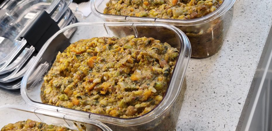 Homemade Vegan Dog Food