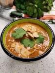 Mexican Tomato Soup