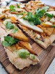 Vegan Bahn Mi Pizza