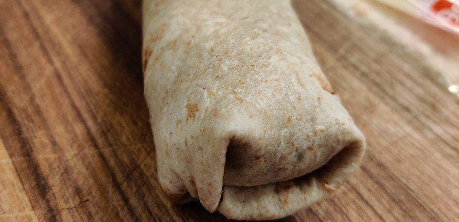 Amy's vegan Bean and Rice Burritos