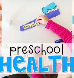 Preschool: Healthy Habits - Mrs. Plemons' Kindergarten [ 720 x 1440 Pixel ]