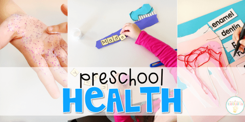 small resolution of Preschool: Healthy Habits - Mrs. Plemons' Kindergarten