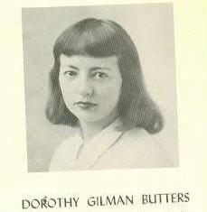 A Very Young Dorothy Gilman Butters