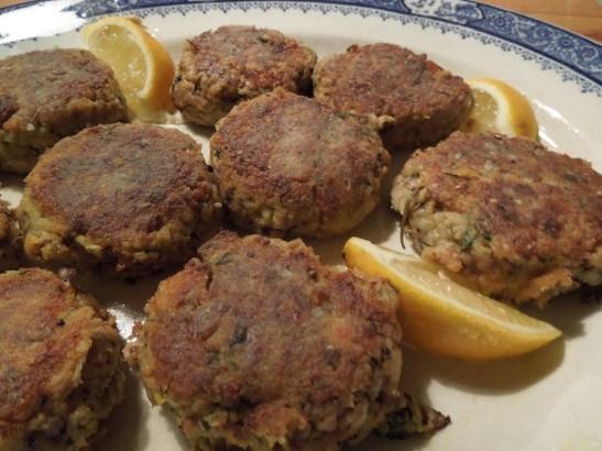 Image of spicy lamb rissoles