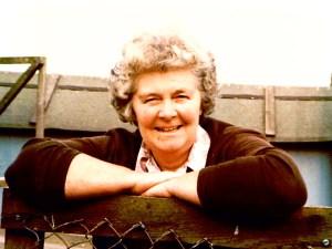 Image of Mrs Portly's mum