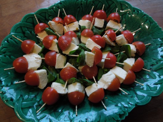 Image of tricolore-on-a-stick